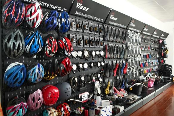 Aksesoris sepeda dan Onderdil Sepeda Surabaya